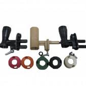 Трубки Пито с шайбами котла Vaillant 0020130543
