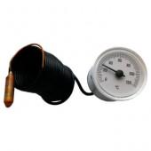 Термометр 0-120С для котлов Ferroli  39817170
