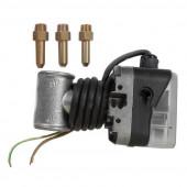 Детали для перенастройки с природного газа H на сжиженный B/P Buderus 63028399