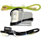 Проводка циркуляционного насоса на газовый котел Ariston 65105081