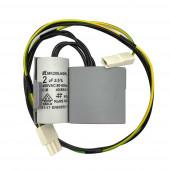 Конденсаторная коробка с конденсатором 2 мкф для насосов Wilo 65105083