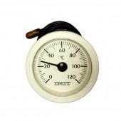 Термометр капиллярный 120°С 3 м для котлов Fondital  6TERMOMT02