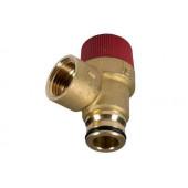 Клапан предохранительный на 3 бар Baxi 710109400