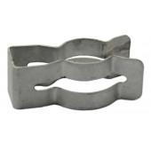 Клипса крепежная трубки бай-басса для газовых котлов Baxi 710679800