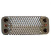 Теплообменник вторичный ГВС для котлов Ferroli 902613450