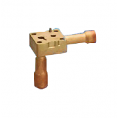 База термостатического расширительного клапана Honeywell TMVLS-00102