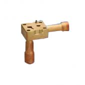База термостатического расширительного клапана Honeywell TMVLS-00201