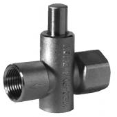 Кран для манометра VE-2PN5-DVGW Industrietechnik GmbH VE2PN5DVGV