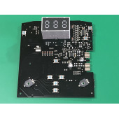 Плата дисплея Ariston CLAS/CLAS System 24FF/24CF/28FF/28CF/32FF 000342005702 BOARD Cod 460140000402 BITRON 15002364-01 65104448