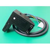 Трансформатор розжига газового клапана Honeywell CE-0433BO0003 (8510910) - устанавливается на котлах торговой марки Baxi/Westen BAXI MAIN / WESTEN QUASAR / ROCA NEOBIT, BAXI ECO / WESTEN ENERGY, BAXI LUNA / WESTEN STAR