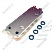 Теплообменник вторичный скоростной на ГВС Vaillant Tec Pro Mini R1 13 пластин артикул 0020020018