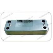 Теплообменник Immergas Mini 28 kw, Victrix 28 kw, Mini Special 28 kw 16 пластин 17B1901606