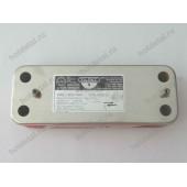 Теплообменник Baxi Westen ГВС скоростной Zilmet 17B2071600 16 пластин. Весь модельный ряд.