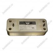 Теплообменник Baxi Westen вторичный на ГВС Zilmet 17B2072000 20 пластин. Весь модельный ряд