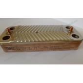 Теплообменник Immergas вторичный на горячую воду Mini 24 3 Е, Major Eolo 24 4E 12 пластин артикул 3.021692