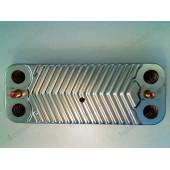 Теплообменник Immergas вторичный на горячую воду Mini 28 3 Е, Major Eolo 28 4E, Victrix 26 на 16 пластин артикул 3.021693