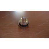 Заглушка (крышка, пробка сервопривода) гидравлической системы 600750 Westen Pulsar, Baxi Eco 3 - также втулка трехходового клапана устанавливается на котлы Biasi, Baxi, Ariston, Zoom, Protherm