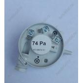Прессостат дыма 74 PA Huba Control 65104672- устанавливается на котлы ARISTON CLAS 28/GENUS 28, 32