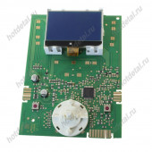 Плата дисплея Ariston Clas Evo/System/24/28/32/CF/FF 65111883. DISPLAY AR EVO MED-000342021701