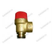 Предохранительный клапан 3 бара Tahiti/Pictor 6VALSIBA07
