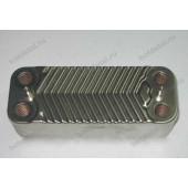 Пластинчатый теплообменник ГВС Zoom Expert, Master 28 | 32 кВт артикул AA10110002