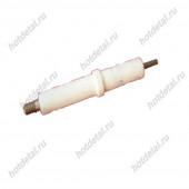 Электрод (ф2,4 мм, L стержня-8мм, подсоединение -резьба) артикул E070308