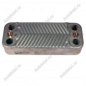 Пластинчатый теплообменник (ГВС) Termet Mini Max Dynamic 14 пластин